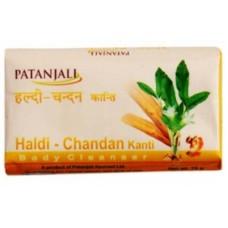 Patanjali Body Soap - Haldi Chandan, 75 GM