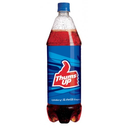 Thums Up Bottle