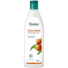 Himalaya Stress Relief Massage Oil , 200ML