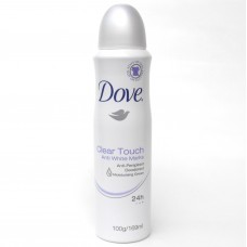 Dove Deo Body Spray - Clear Touch 169 ML